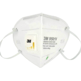 3M Protective Mask Class FFP2 with Valve 9501v KN95 Particulate Respirator