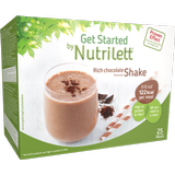 Kosttillskott på rea Nutrilett Rich Chocolate Shake 33g 25 st