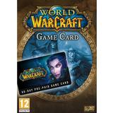 Blizzard World of WarCraft - 60 Days Game Card