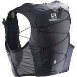 Väskor Salomon Active Skin 8 Set - Ebony/Black