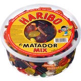 Vingummi Haribo Matador Mix Box
