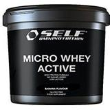 Protein Self Omninutrition Micro Whey Active Banana 4kg