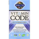 Vitaminer & Mineraler Garden of Life Vitamin Code 50 & Wiser Men 240 st