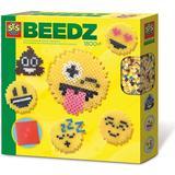 Pärlor SES Creative Beedz Iron on Beads Emoticons 1800pcs 06231