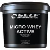Self omninutrition micro whey active 1kg Kosttillskott Self Omninutrition Micro Whey Active Wild Berry 1kg