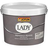 Målarfärg Jotun Lady Minerals Revive Väggfärger Valfri Kulör 10L