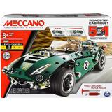 Byggsatser Meccano 5 in 1 Roadster Cabriolet