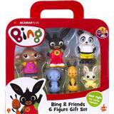Golden Bear Bing & Friends 6 Figure Gift Set