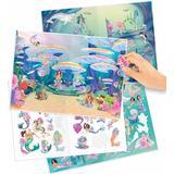 Klistermärken Top Model Fantasy Stickerworld Mermaid