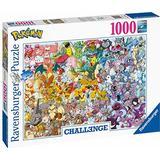 Ravensburger Challenge Pokemon 1000 Pieces
