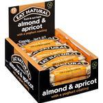 Eat Natural Fruit & Nut Bar Almond & Apricot 50g 12 st