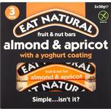 Bars Eat Natural Fruit & Nut Bar Almond & Apricot 50g 3 st