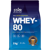 Protein Star Nutrition Whey-80 Ice Coffee 1kg