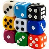 Tärningar Sällskapsspel Hexagonal Dice