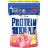 Protein Weider Protein 80 Plus Strawberry 500g