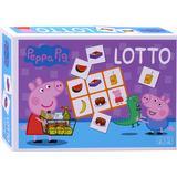 Sällskapsspel Barbo Toys Peppa Pig Lotto