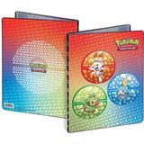 Samlaralbum Sällskapsspel Ultra Pro Pokemon Mappe 9 Lomme Sword & Shield Galar