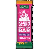 Kosttillskott Kleen Whey Protein Bar Raspberry Cave 1 st