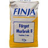 Murbruk b Mark-, Murstenar & Bruk Finja Murbruk B 0-3mm 25kg