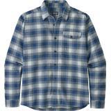 Patagonia Fjord Flannel Shirt - Grange/Superior Blue