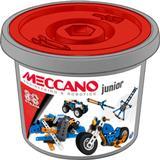 Byggsatser Meccano Junior Open Ended Bucket