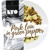 LYO Pork Loin in Green Pepper 107g