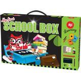 3D-pennor Alga My First School Box