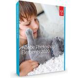Photoshop Design & Multimedia Adobe Photoshop Elements 2020