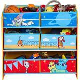 Förvaringslådor Barnrum Worlds Apart Toy Story 4 Multi Storage Box
