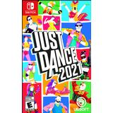 Nintendo Switch-spel Just Dance 2021