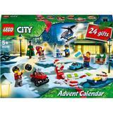 Adventskalendrar Lego City Adventskalender 60268