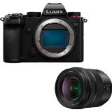Spegellös systemkamera Panasonic Lumix DC-S5 + Lumix S 20-60mm F 3.5-5.6