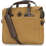 Skinn Portföljer Filson Rugged Twill Original Briefcase - Tan