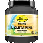 Elit Nutrition ELIT 100% Pure L-Glutamine Lemonade 500g