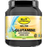 Aminosyror Elit Nutrition ELIT 100% Pure L-Glutamine Lemonade 500g