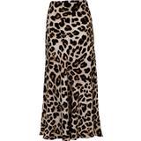 Kjolar Neo Noir Bovary Skirt - Leopard