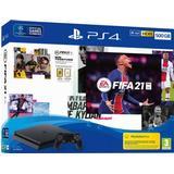 Spelkonsoler Sony PlayStation 4 Slim 500GB - Fifa 21