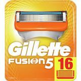 Rakblad & Rakbladskassetter Gillette Fusion 16-pack