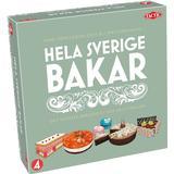 Sällskapsspel Tactic Hela Sverige Bakar