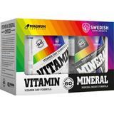 Vitaminer & Mineraler Swedish Supplements Vitamin & Mineral Complex 120 st