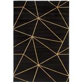 Diamond (160x230cm) Guld