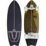 """Med griptape Longboards NKX Maverick Surfskate 31"""""""