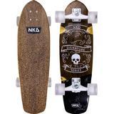 "Med griptape Longboards NKX Buzz Signature Surfskate 29"""