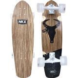 "Billiga Longboards NKX Buzz Buffalo Surfskate 29"""