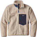 Herrkläder Patagonia Classic Retro X Fleece Jacket - Natural