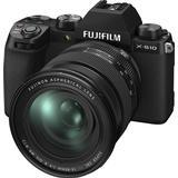 Spegellös systemkamera Fujifilm X-S10 + XF 16-80mm F4 R OIS WR