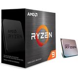 Processorer AMD Ryzen 9 5950X 3.4GHz Socket AM4 Box without Cooler
