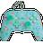 PowerA Enhanced Wired Controller - Animal Crossing (Nintendo Switch) - Green