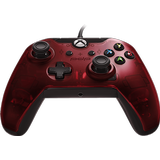 Pdp xbox kontroll Spelkontroller PDP Wired Controller (Xbox Series X/Xbox One/PC) - Red