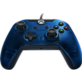 Pdp xbox kontroll Spelkontroller PDP Wired Controller (Xbox Series X/Xbox One/PC) - Blue